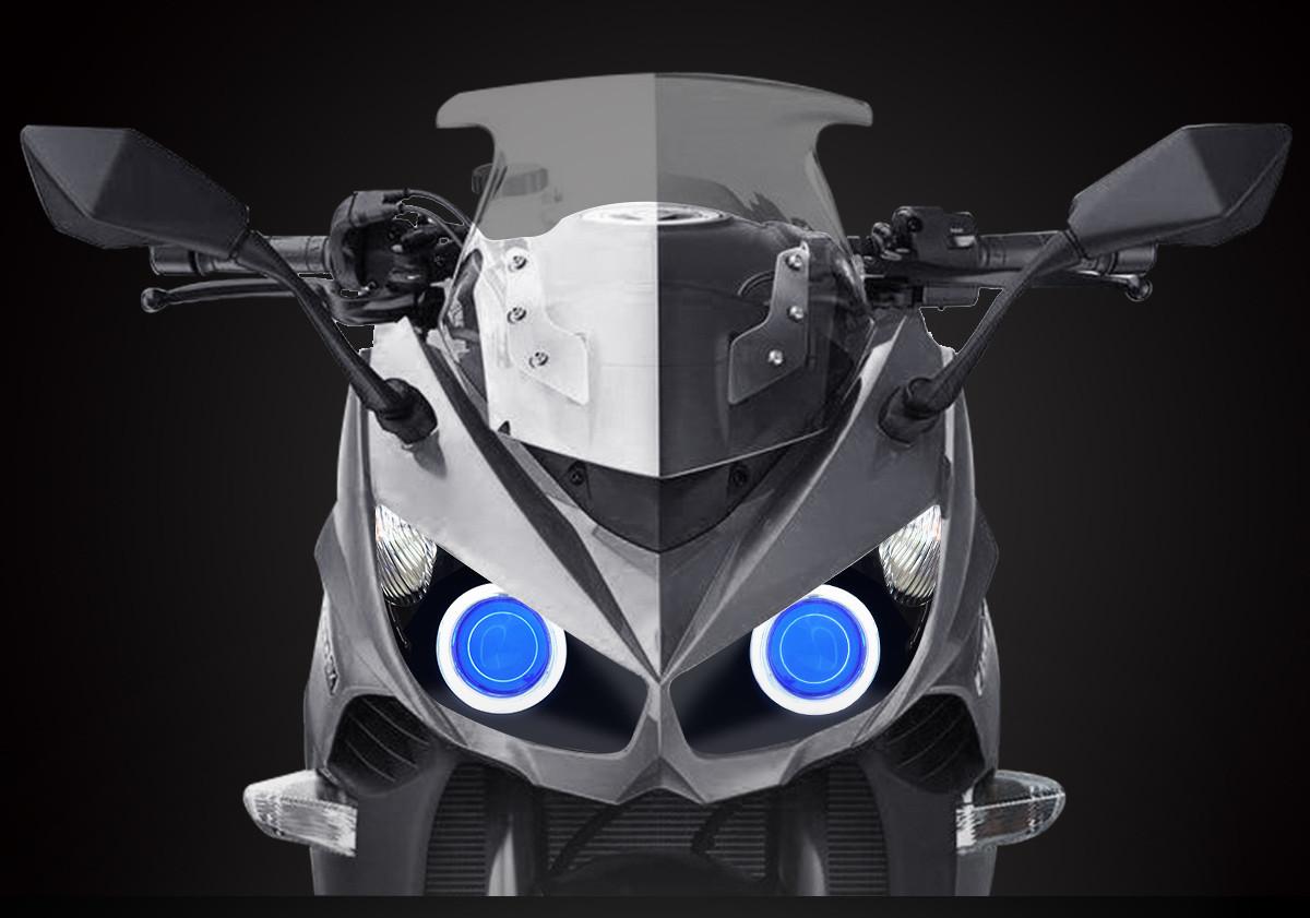 kawasaki Ninja1000 headlight 2011-2016
