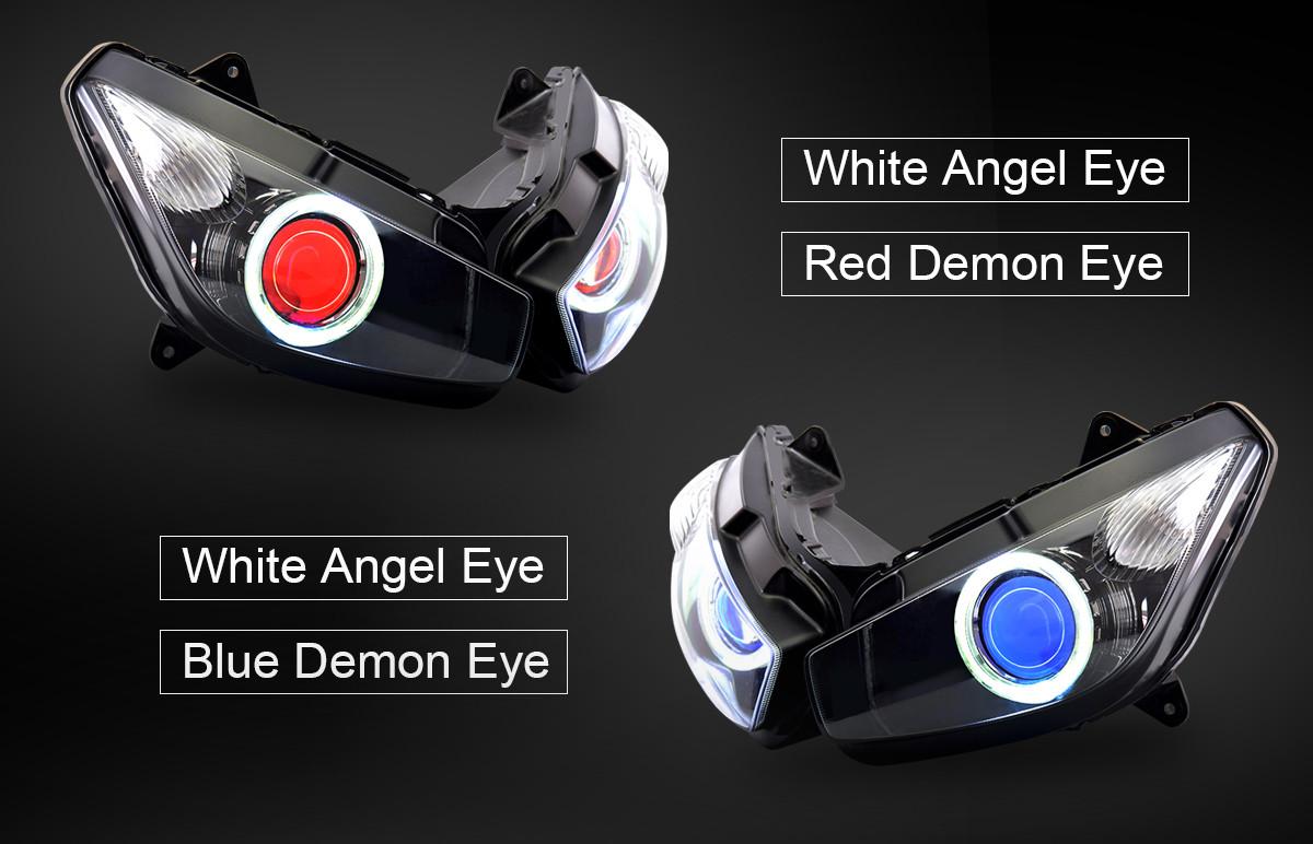 2011-2016 Ninja1000 headlight